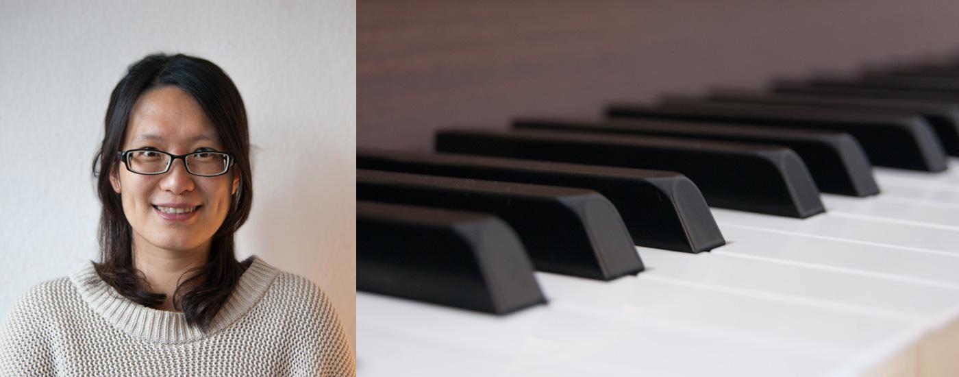 Yun Ting Hung Klavierlehrerin